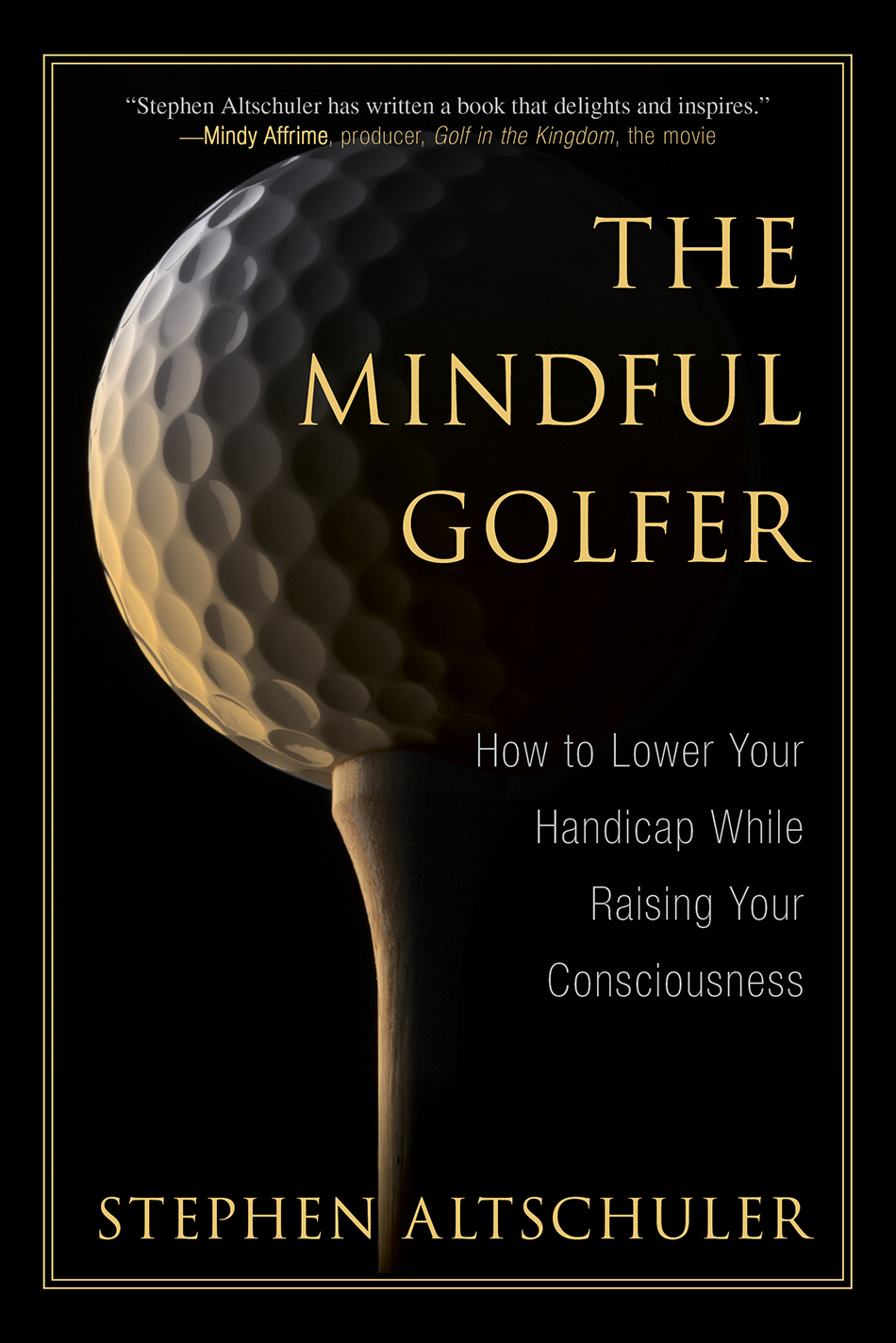 The Key Downswing Move I Mindful Golf I Understanding Golf