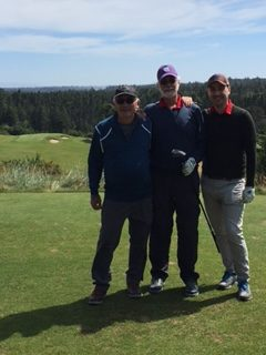 A Buddies Trip to Bandon